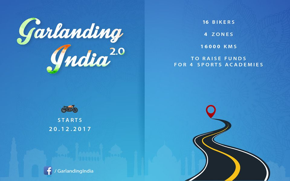 About Garlanding India 2.0