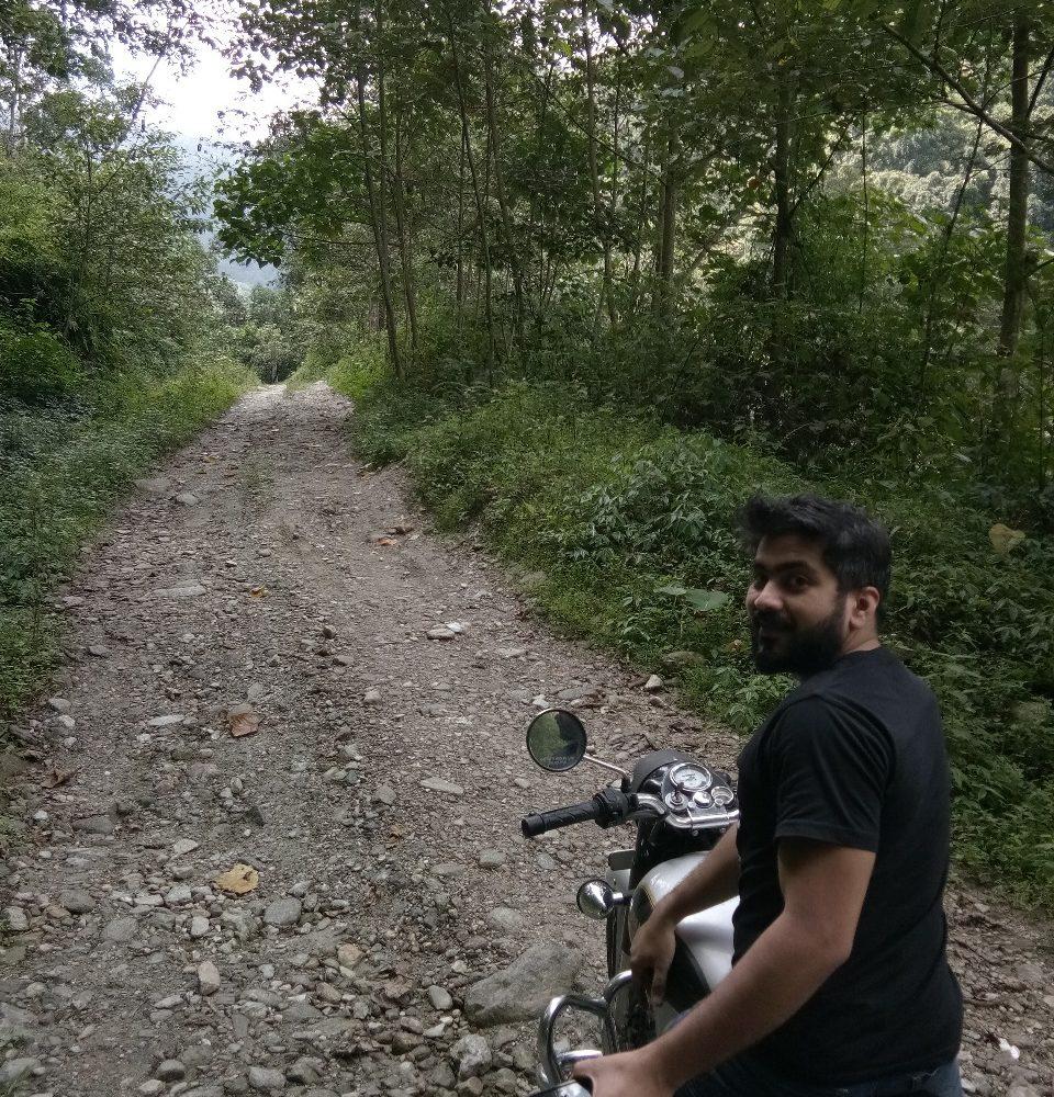 Madhav Arora